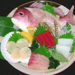 鯛の活き作り